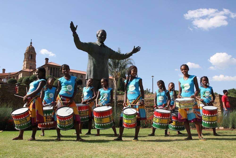 Visite de la prodigieuse ville de Pretoria