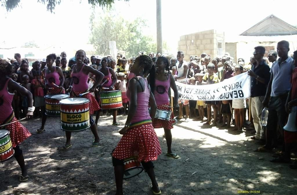 La Bloco Malagasy, ambassadrice des jeunes