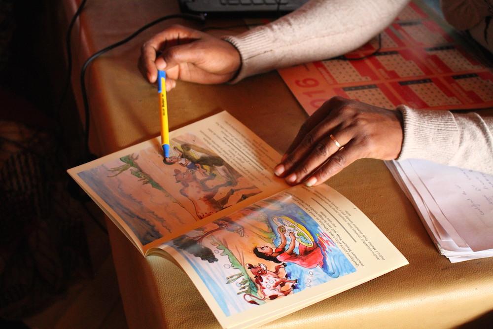 « Hery et le lait magique », le nouveau livre qui appuie la sensibilisation à la lutte contre la malnutrition