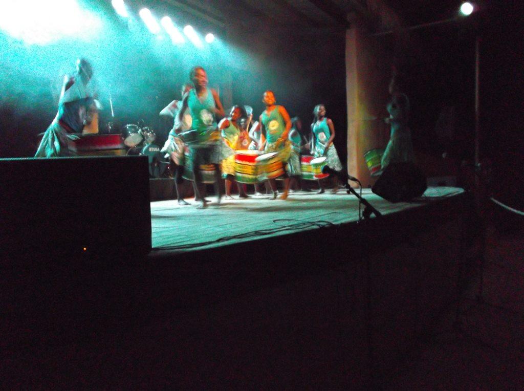 La Bloco Malagasy a aussi participé au concert de solidarité du 11 juin
