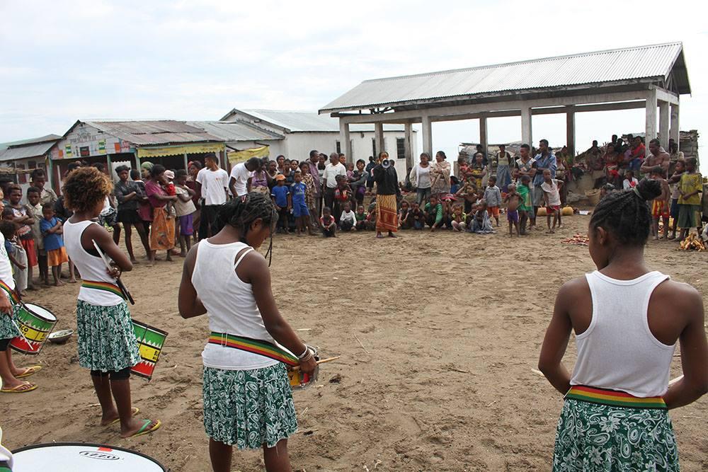 La Bloco Malagasy informe la population sur les soins gratuits des malades de la fistule obstétricale