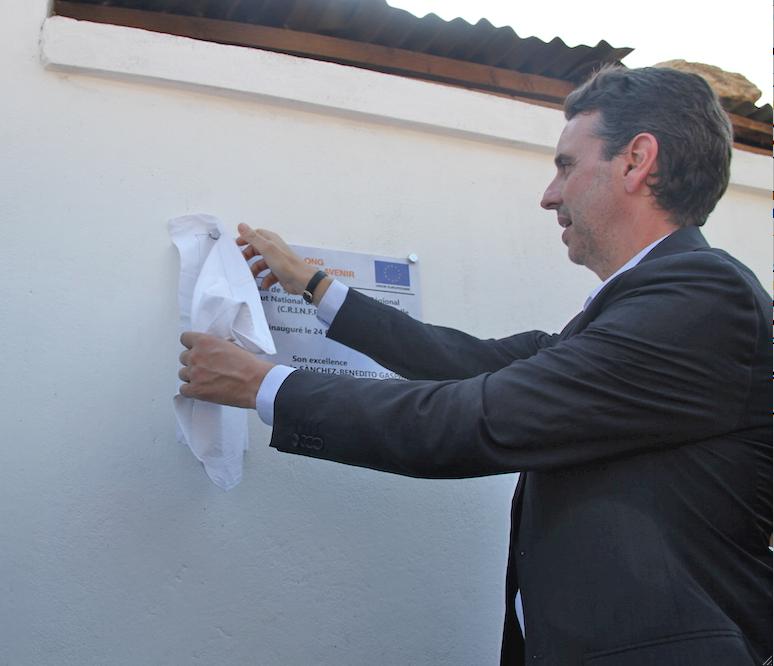 La société civile de Tuléar bénéficie dorénavant d'un complexe sportif rénové