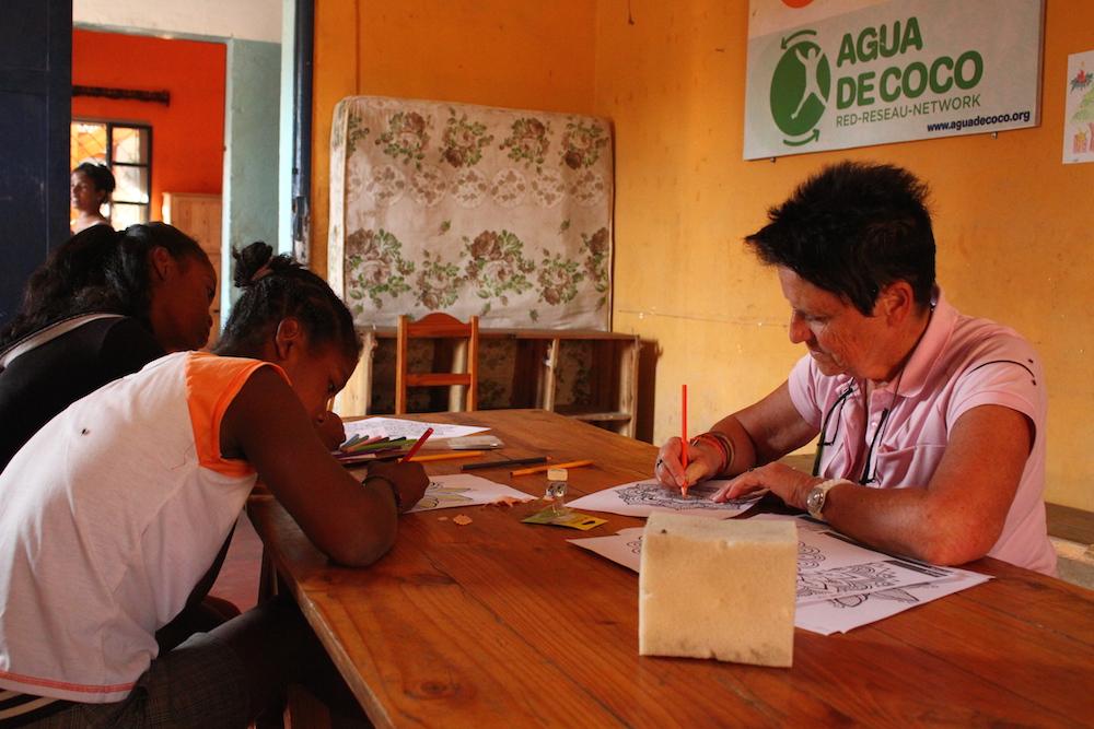 Mado et Roland nous parlent de leur séjour en tant que bénévoles à l'ONG Bel Avenir