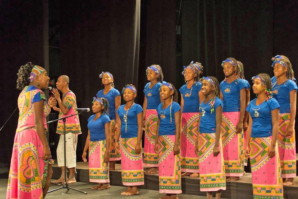 """La Malagasy Gospel est fin prête pour les grands concerts d' """"Il était une fois mille voix"""""""