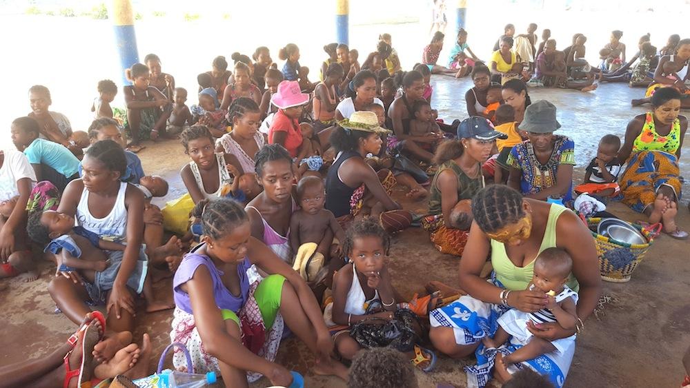 """Le projet de lutte contre la malnutrition chronique """"Milles jours"""" prend fin"""