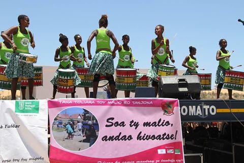La Bloco Malagasy anime l'inauguration du Centre de Stockage et des Valorisations des Déchets (CVSD) de Toliara