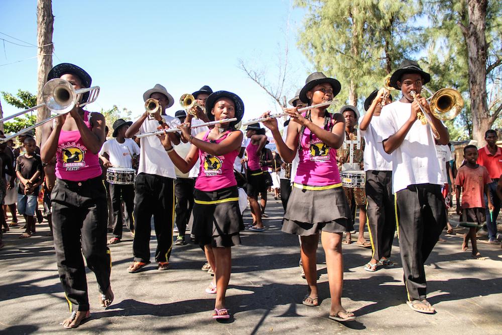 La Journée internationale des femmes célébrée à Mangily