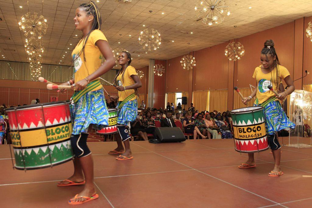 La Bloco Malagasy se démarque au Forum de l'Entreprenariat et de l'Emploi Féminin d'Abidjan