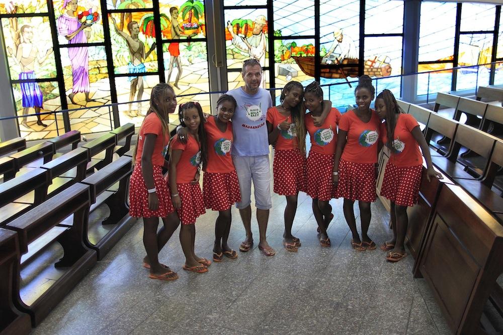 A la découverte de la cathédrale d'Abidjan