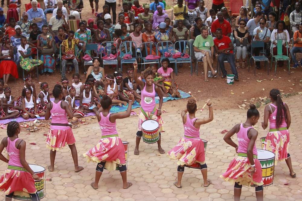 La Bloco Malagasy à la rencontre de son public burkinais