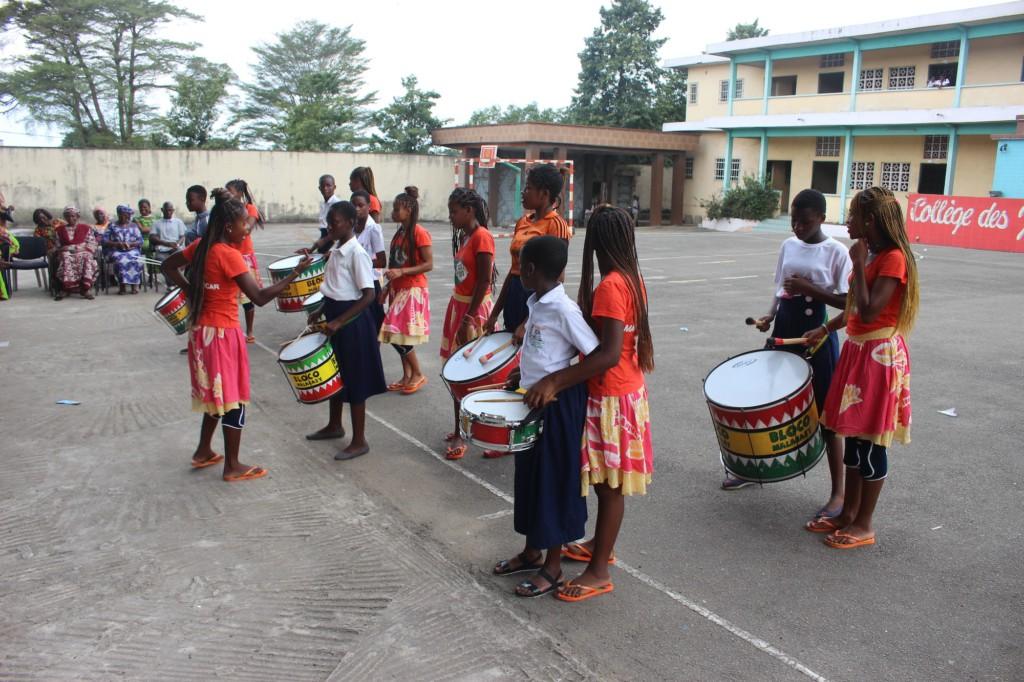 La Bloco Malagasy célèbre la Journée internationale des femmes à Yopougon