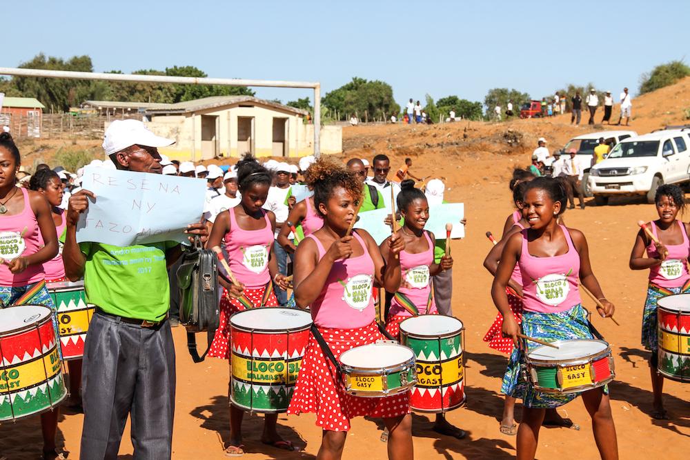 La Bloco Malagasy veut «en finir avec le paludisme»