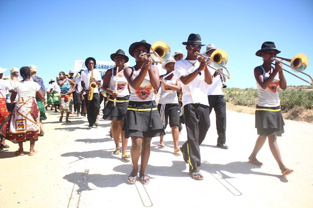 PROGRAMME DE L'ONG BEL AVENIR DU 19 AU 25 JUIN 2017 : La Malagasy Marching Band célèbre la journée mondiale de l'océan