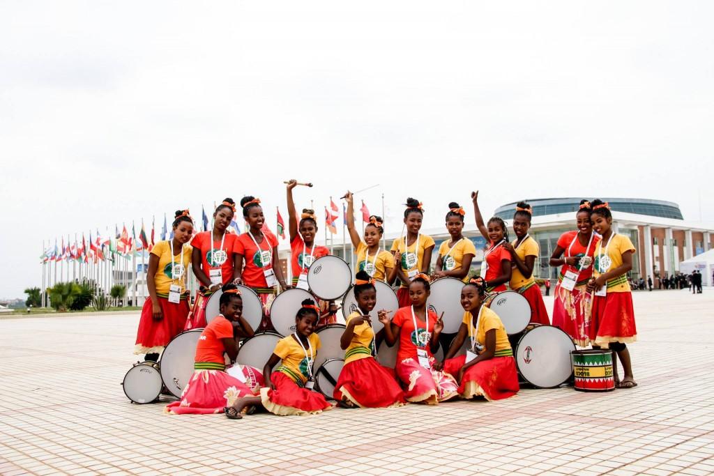 Faites connaissance avec Floriscia et Lucianon, membres de la Bloco Malagasy!