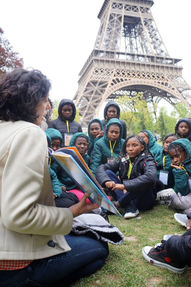 Les jeunes de la Malagasy Gospel sont bien arrivés en France
