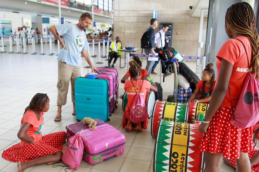 Nous avons passé de très bons moments en Côte d'Ivoire et au Burkina Faso
