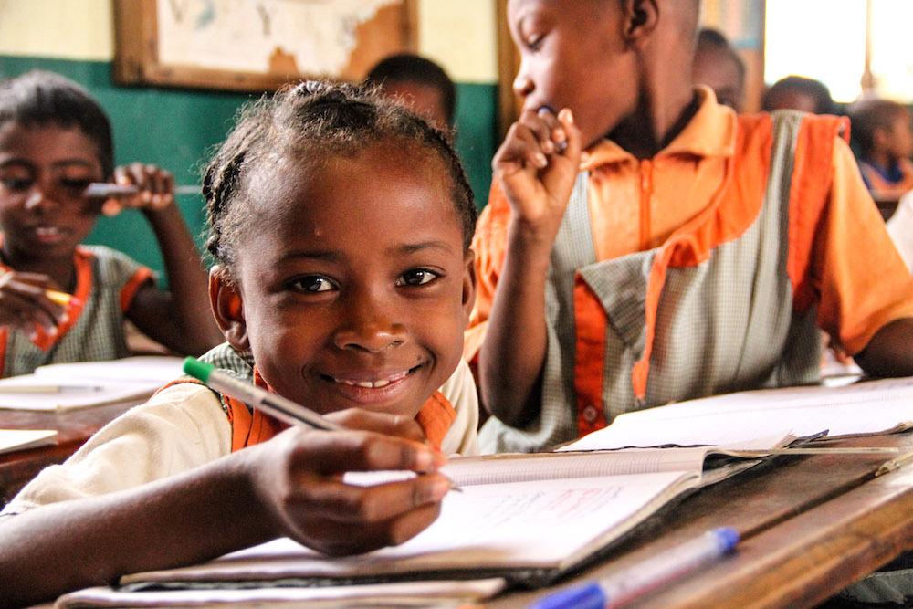 Pour soutenir la scolarisation des enfants de Madagascar, pratiquons la solidarigraphie