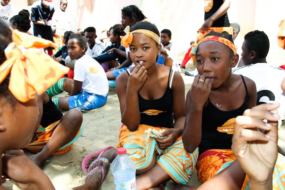 Des biscuits gourmands pour les bénéficiaires de l'ONG Bel Avenir