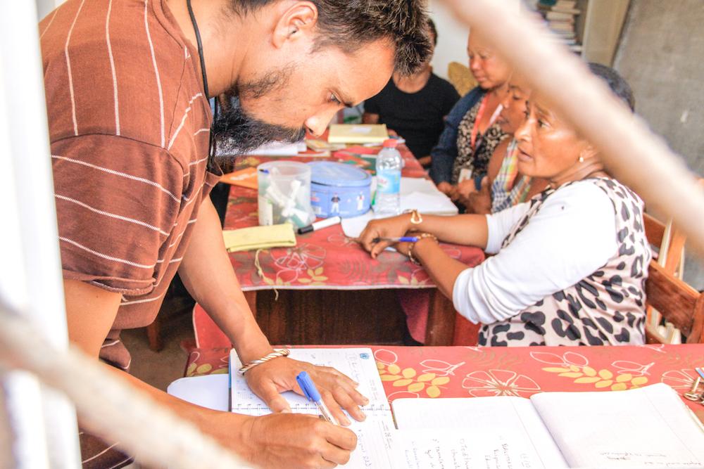 Les éducateurs de l'ONG Bel Avenir renforcent leur capacité en accompagnement psycho-social