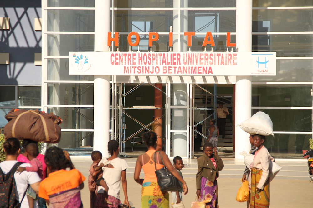 Seize femmes sont réparées durant la mini-campagne de lutte contre la fistule obstétricale