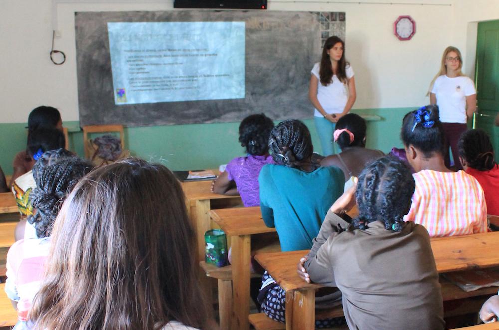 Des ateliers de sensibilisation pour le nouveau centre d'Ankalika