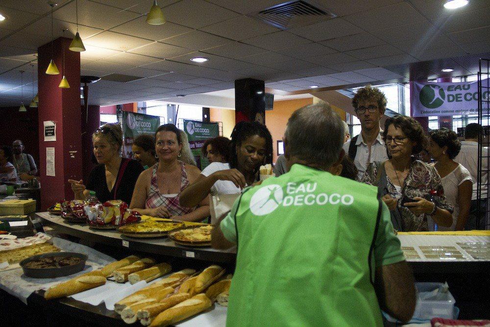 Eau de Coco Réunion promeut les actions de l'ONG Bel Avenir