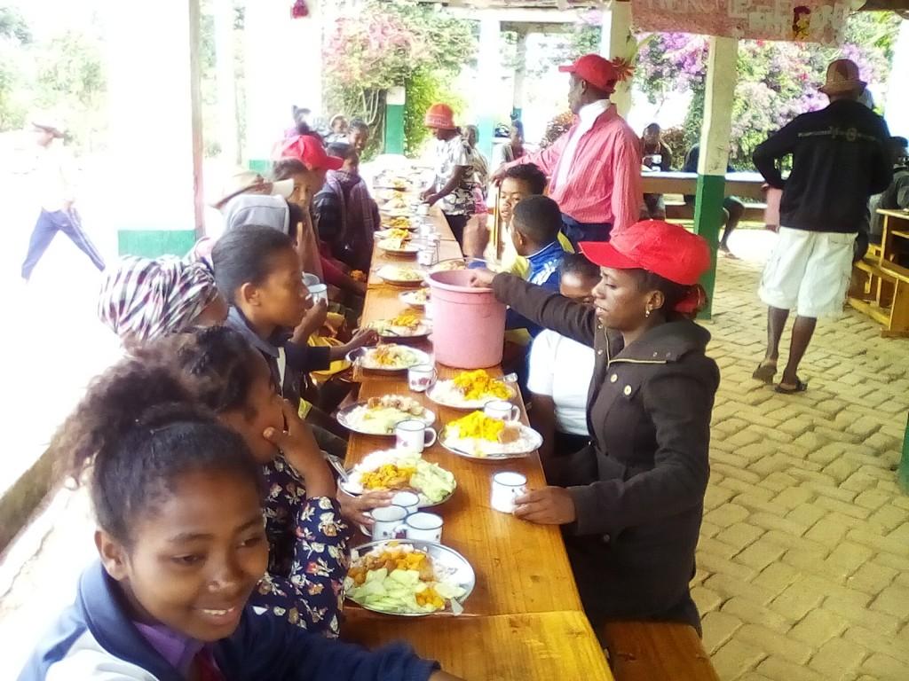 Célébration du 15e anniversaire de l'ONG Bel Avenir à la ferme École Fianarantsoa