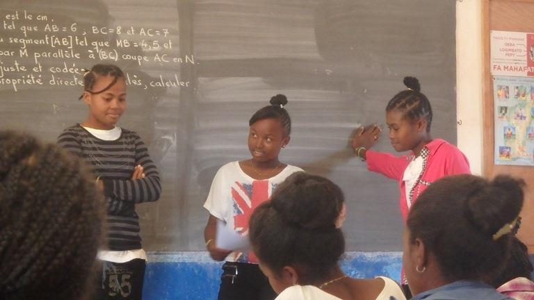 Compte rendu sur l'échange interculturel à la Réunion