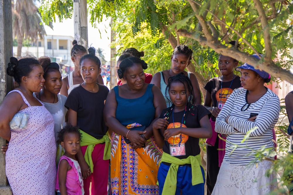 La Malagasy Gospel, de retour dans son pays natal