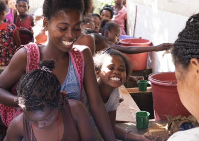 Les centres d'éducation nutritionnelle