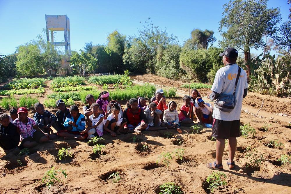 La première sortie pédagogique des bénéficiaires de l'Internat de l'Ecole des Saphirs