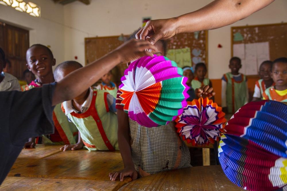 Célébration de la fête de l'Indépendance de Madagascar