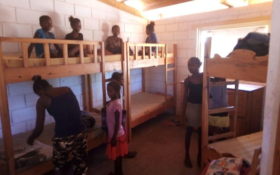 Un foyer social pour mineures a ouvert ses portes à Mangily.