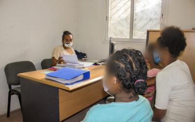 Pour aider les enfants victimes de maltraitance à Toliara