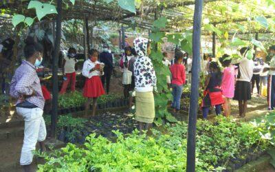 Autorisation spéciale pour la classe verte à Fianarantsoa